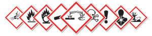 CLP and Hazard Warning Labels