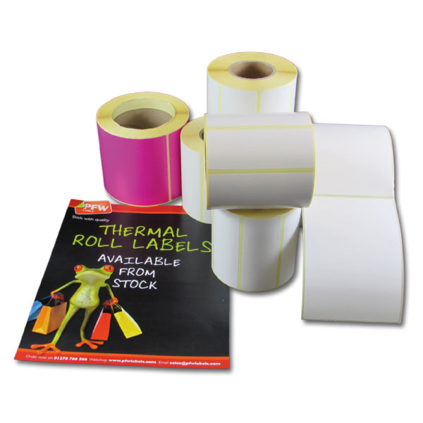 Thermal Roll Label Guide